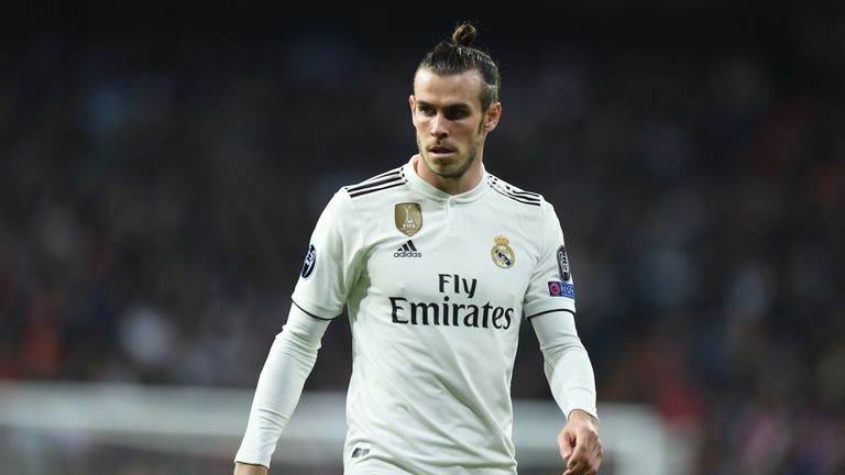 Gareth Bale has had a difficult season at Real Madrid