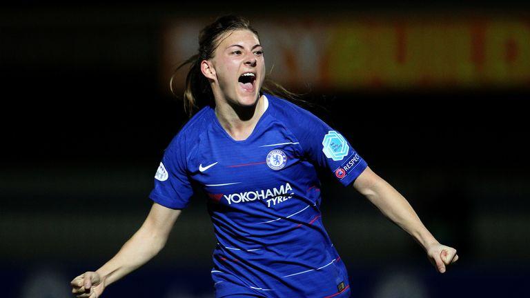 Chelsea Women 2-0 PSG Women: Emma Hayes