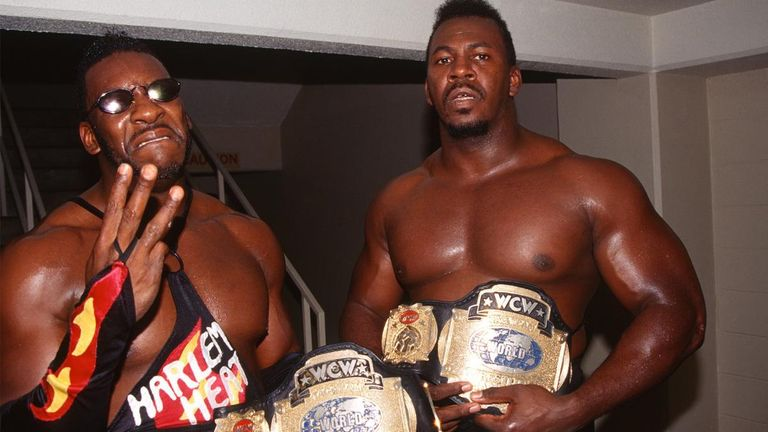 Harlem Heat will have their Hall of Fame moment as part of WrestleMania weekend