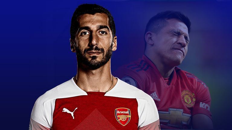 Henrikh Mkhitaryan has impressed for Arsenal recently