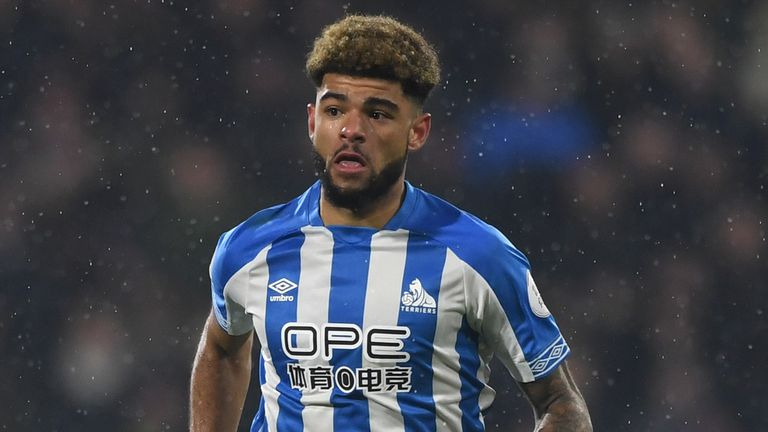 Philip Billing signed for Bournemouth from Huddersfield earlier in the window