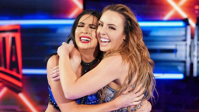 The IIconics would have been Banks' choice to be first WWE tag champions if she and Bayley had not been able to