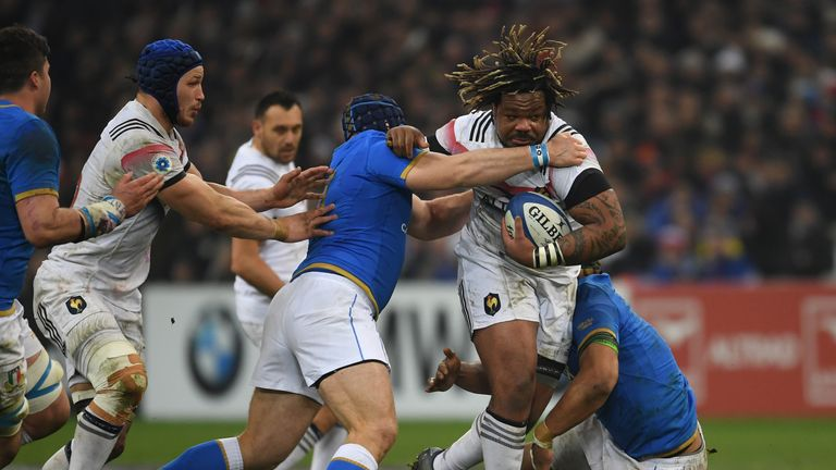 France will look to end their Six Nations with a much-needed boost in Italy