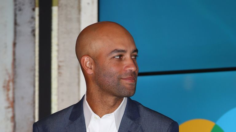 Tournament director James Blake is ready to make the Miami Open a roaring success
