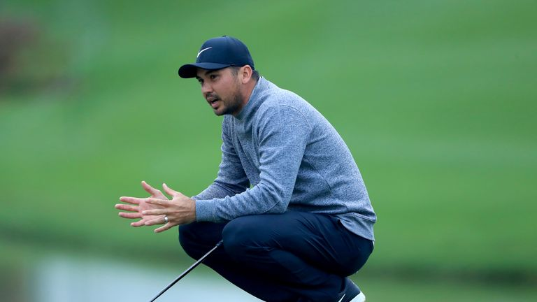 Jason Day says he tries not to get affected by social media criticism
