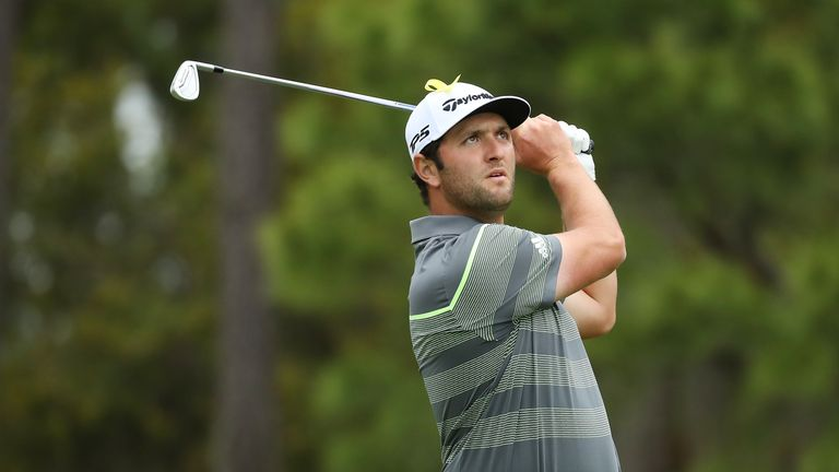 Rahm leads after Round 3 of THE PLAYERS Championship