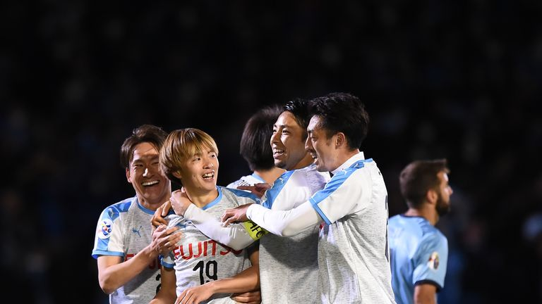 Chelsea face Japan champions Kawasaki Frontale in Yokohama on July 19
