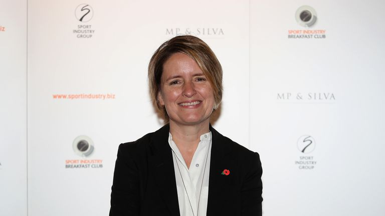 Kelly Simmons, FA's Director of Women's Professional Game