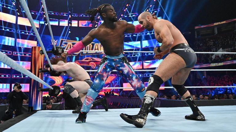 WWE Smackdown Live Results 3/19/19""