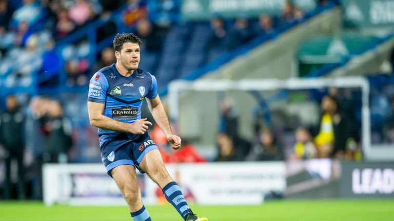 Lachlan Coote's tactical awareness and kicking continues to shine for St Helens