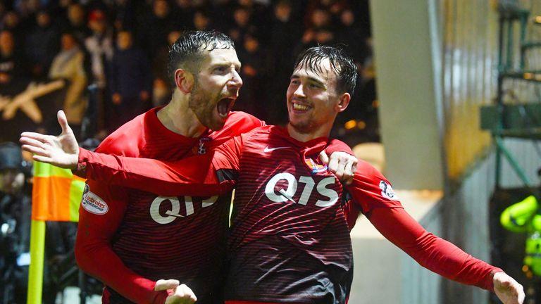 St Mirren 0-1 Kilmarnock: Liam Miller wins it late for visitors