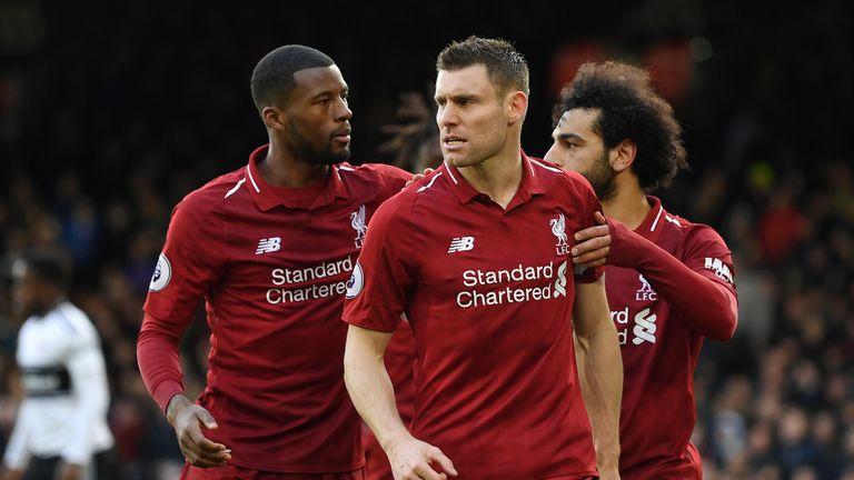Liverpool have not confirmed James Milner's contract status