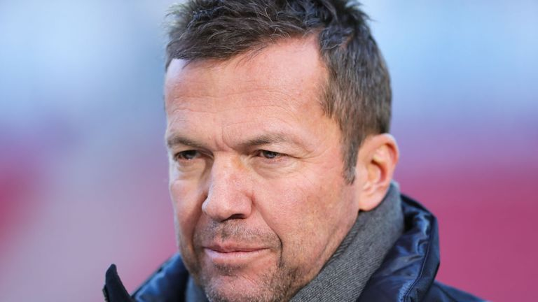 Lothar Matthaus has warned his former team against over-committing against Liverpool
