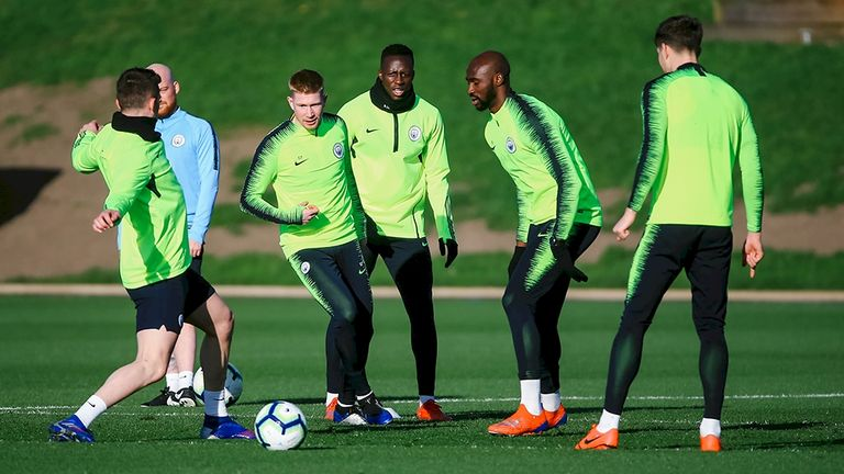 Manchester City boosted as Kevin De Bruyne 82f0d3a5460