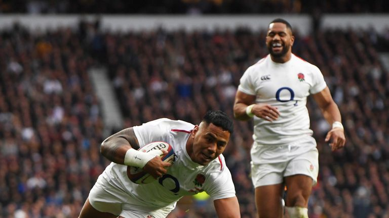 Tuilagi has impressed for England in the Six Nations this year