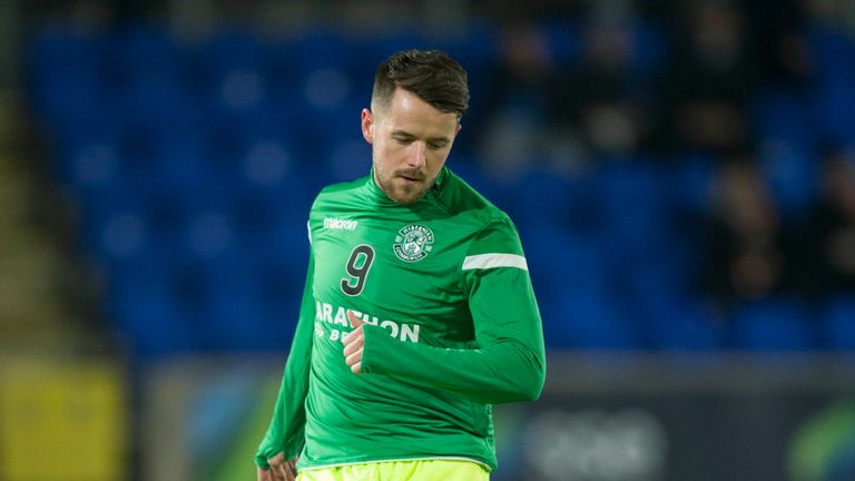 Mark McNulty has impressed for Hibernian