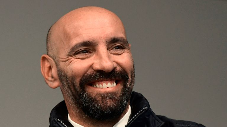 Monchi is in talks with Sevilla and could return to the club