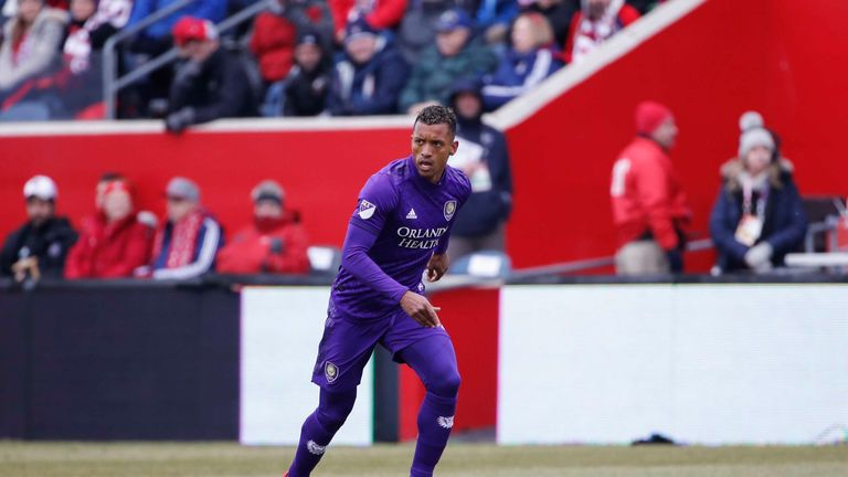 Nani joined Orlando City ahead of the new season