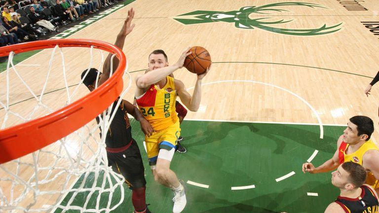 NBA Milwaukee Bucks vs. Cleveland Cavaliers