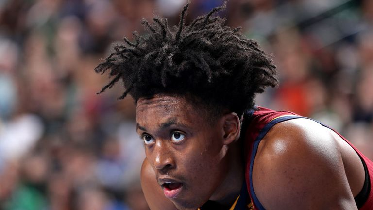 collin sexton of cleveland cavaliers