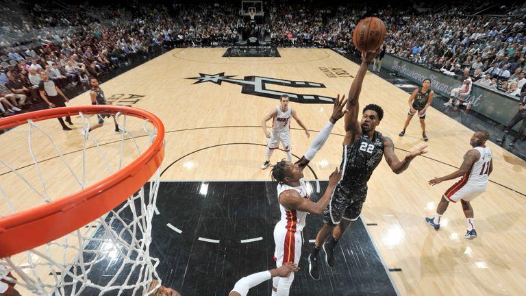 HEAT v SPURS NBA