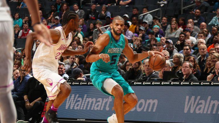 NBA Charlotte Hornets v Minnesota Timberwolves