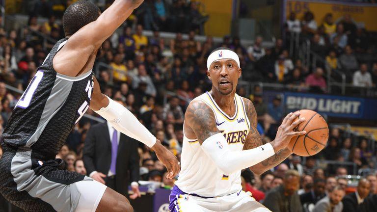 NBA Los Angeles Lakers vs. Sacramento Kings