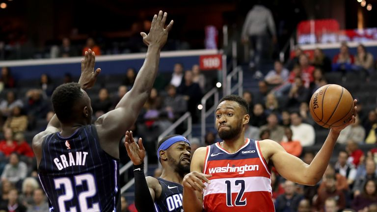 nba washington wizards v orlando magic