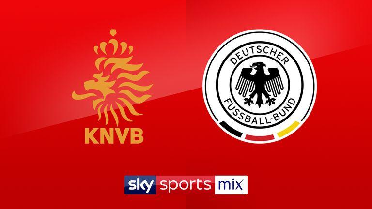 Deutschland Vs Holland