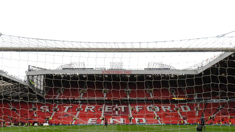 Manchester United have announced a price freeze on season tickets