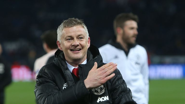 Ole Gunnar Solskjaer is doing a fantastic job according to Nuno