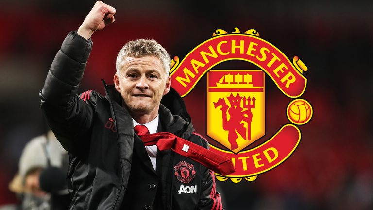 Ole Gunnar Solskjaer appointed Manchester United permanent manager |  Football News | Sky Sports