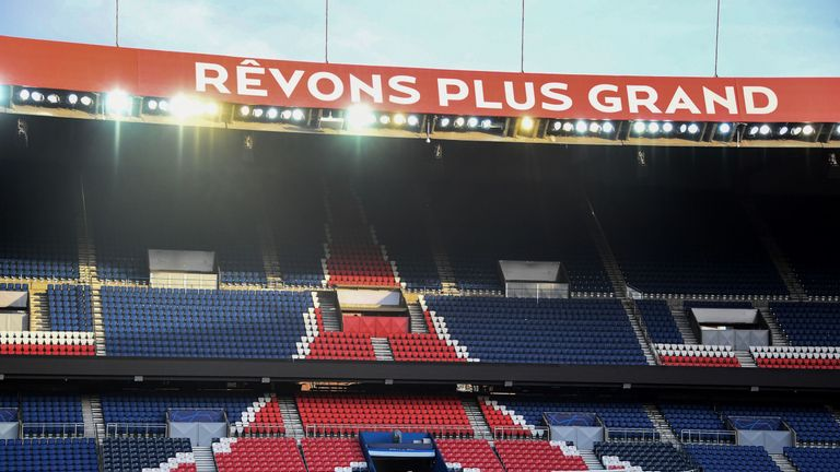 Qatari-owned PSG recently evaded punishment recently when facing similar questions over sponsorship agreements