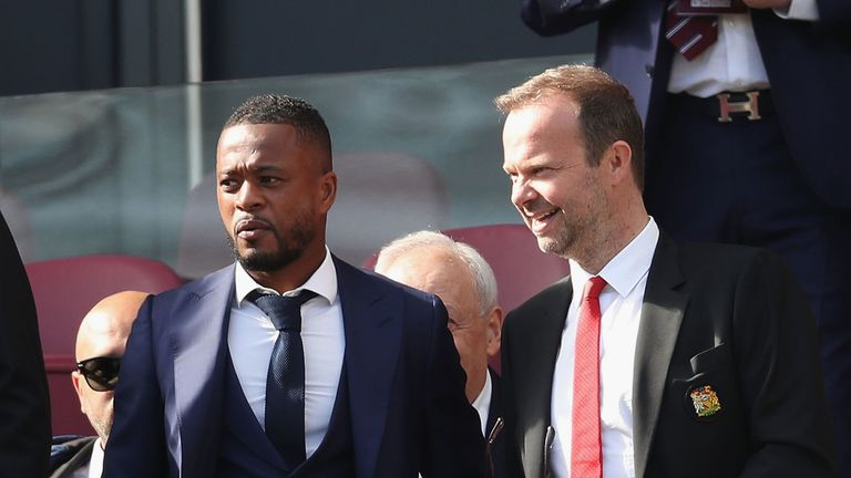 Patrice Evra insists he believes in equality