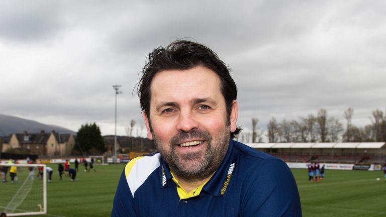 Former Celtic midfielder Paul Hartley