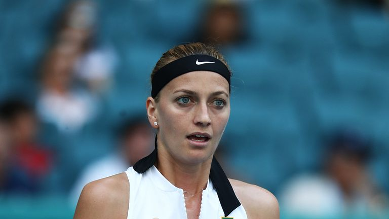Petra Kvitova withdraws from Rogers Cup due to arm injury; Serena Williams now top-eight seed