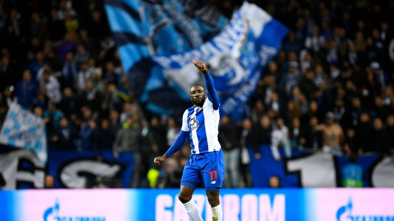 Moussa Marega would add to the line of Wolves players to join from Portuguese clubs