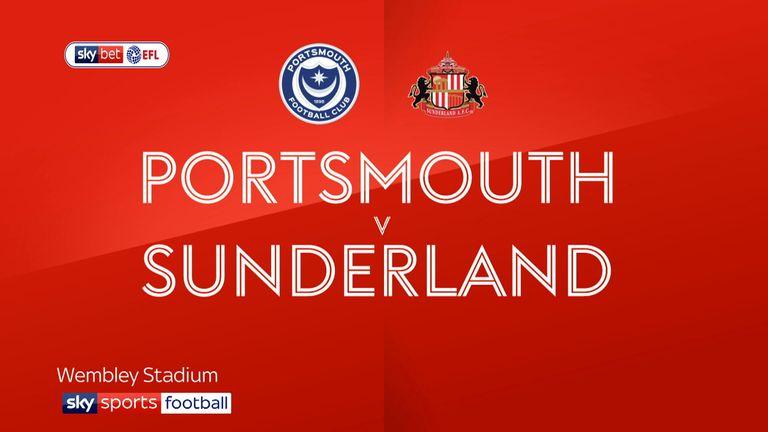 Portsmouth v Sunderland