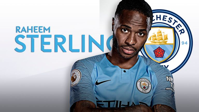 Premier League Player of the Year contender: Raheem Sterling