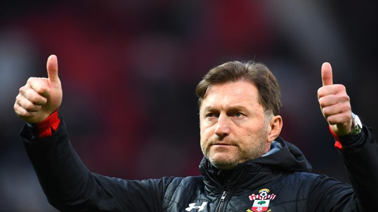 Ralph Hasenhuttl is delighted to have added Danso to his squad