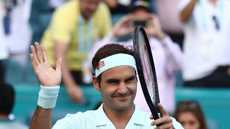 6a4ddd919c80d6 Roger Federer says 'it would be a joke' to look to reclaim No 1 ...