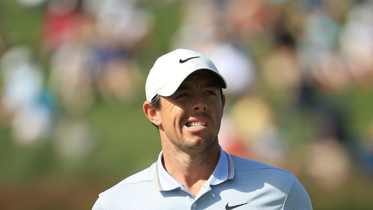 Rory McIlroy believes the pace of play on the PGA Tour is unacceptable