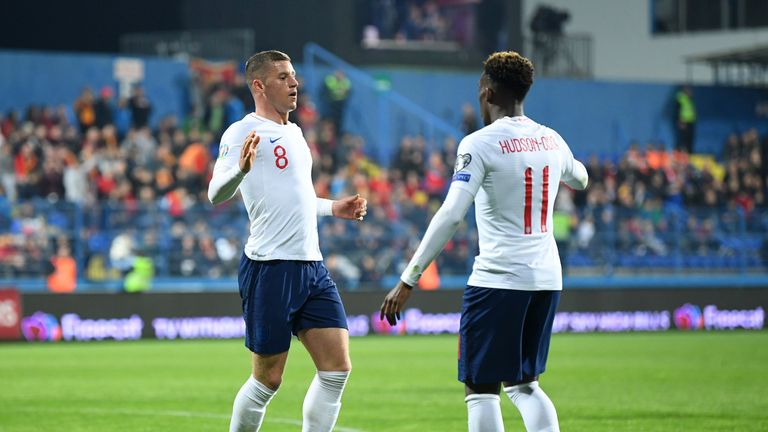 Ross Barkley feels there is no limit to what England can achieve