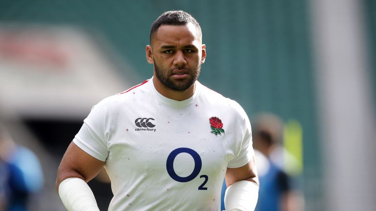 Billy Vunipola (pictured) and Ben Te'o will not face any punishment