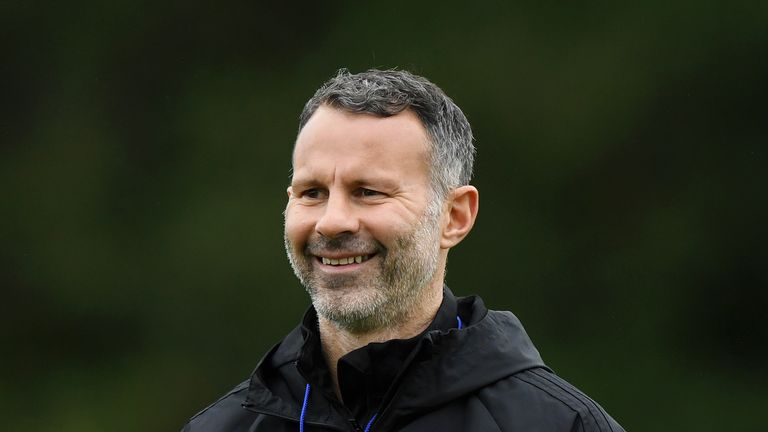 Ryan Giggs has won five, drawn one and lost seven of his games in charge of Wales