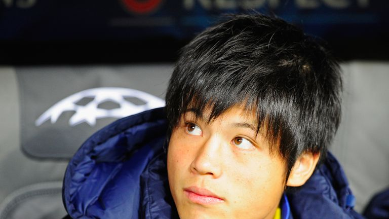 Remember Ryo Miyaichi? The ex-Arsenal youngster now plays for St Pauli
