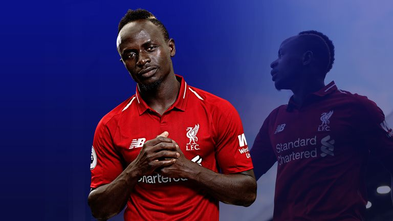 Sadio Mane has emerged as Liverpool's key man in the title run-in