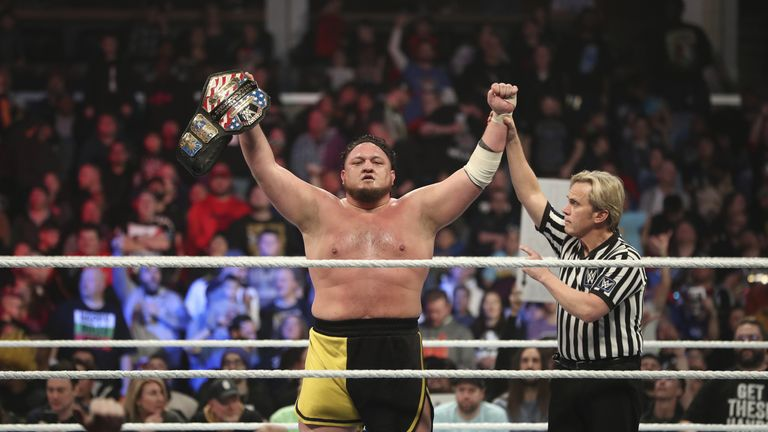 Samoa Joe reigned supreme in another superb four-way match for his United States title
