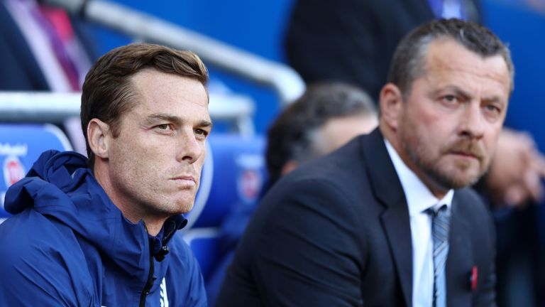 Scott Parker will look to make it three straight wins as Fulham host Cardiff
