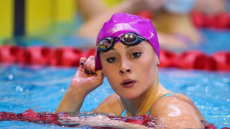 Siobhan-Marie O'Connor says part of her job is being a role model